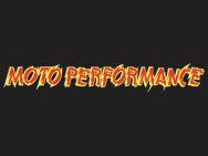 MOTO PERFORMANCE logo