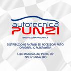 "AUTOTECNICA PUNZI ""VETTURE GARANTITE"" logo"