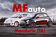 MF AUTO DI COSIMO FONTANA logo