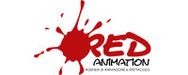 Red Animation logo