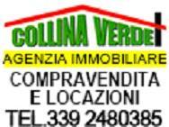Ag. immobiliare Collina Verde logo