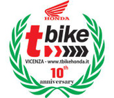 TBIKE CONCESSIONARIA HONDA VICENZA logo