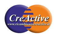 WWW.RICAMBIAUTOCREACTIVE.IT logo