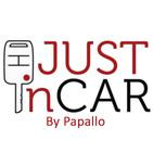 JUST IN CAR logo
