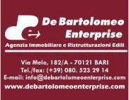 DE BARTOLOMEO ENTERPRISE logo