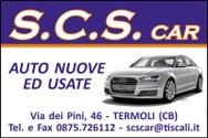 S.C.S. CAR logo