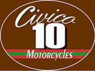 Civico 10 Motorcycles srl logo