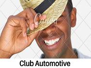 Club Automotive distribution cars & services logo