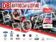 D.B AUTODEMOLIZIONE 347-4175028 logo