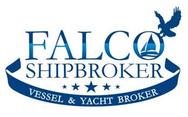 FALCO SHIPBROKER logo