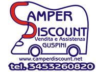 Camper Discount logo