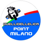 Quellidellelica Point Milano logo