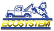Ecosystem s.r.l. ricambi usati logo