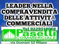 PASETTI COMMERCIALE logo