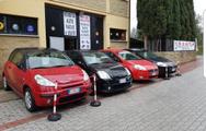 M.g.auto vendita auto nuove e usate logo