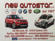 New Autostar SRL C/da  GORGAZZO N°67   SALEMI
