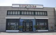 BORGHI BIKE logo