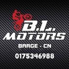 B.L. MOTORS logo