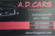 AD CARS TORINO - COMPRAVENDITA AUTO logo