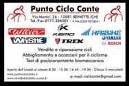 PUNTO CICLO CONTE di Conte Denis logo
