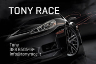 Autosalone Tony Race logo