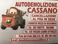 CASSANO AUTODEMOLIZIONE