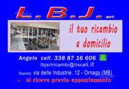 AUTORICAMBI L.B.J SRL logo