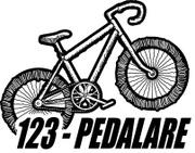 123 Pedalare logo