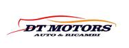 DT MOTORS logo