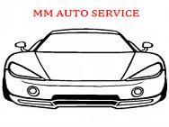 MM AUTO SERVICE logo