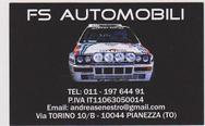 FS Automobili di Finetti Luisa
