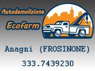 Autodemolizione New Ecofarm S.R.L.
