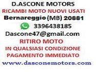 D.ASCONE MOTORS logo