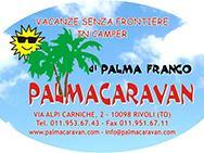PALMA CARAVAN di Palma Franco logo