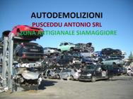 AUTODEMOLIZIONI PUSCEDDU ANTONIO SRL