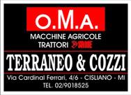 O.M.A. SNC di TERRANEO & COZZI logo