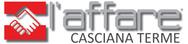 L'AFFARE CASCIANA TERME logo
