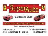 SUPERAUTO DI SERRA FRANCESCO SRL logo