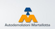 AUTODEMOLIZIONI MARTELLOTTA logo