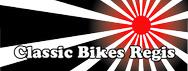 CLASSIC BIKES REGIS logo
