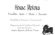 HOUSE MOTORS & MC MOTORS logo