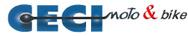 CECI MOTO & BIKE logo