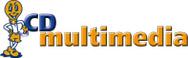 CD MULTIMEDIA logo