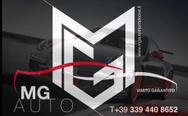 MG. AUTO logo