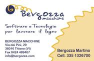 BERGOZZA MACCHINE di Bergozza M. logo