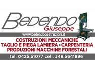 BEDENDO GIUSEPPE COSTRUZIONI MECCANICHE logo