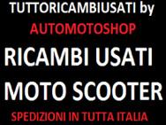 TUTTORICAMBIMOTOUSATI AUTOMOTOSHOP logo