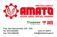 F.lli AMATO snc logo