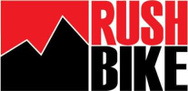 RUSH BIKE logo