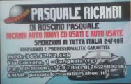 PASQUALE RICAMBI DI ROSCINO PASQUALE 345-1782488 logo